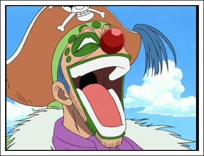 Quel fruit du démon Baggy le clown a-t-il mangé ?