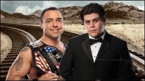 Quel est le vainqueur entre Ricardo Rodriguez contre Santino Marella dans un Tuxedo match ?