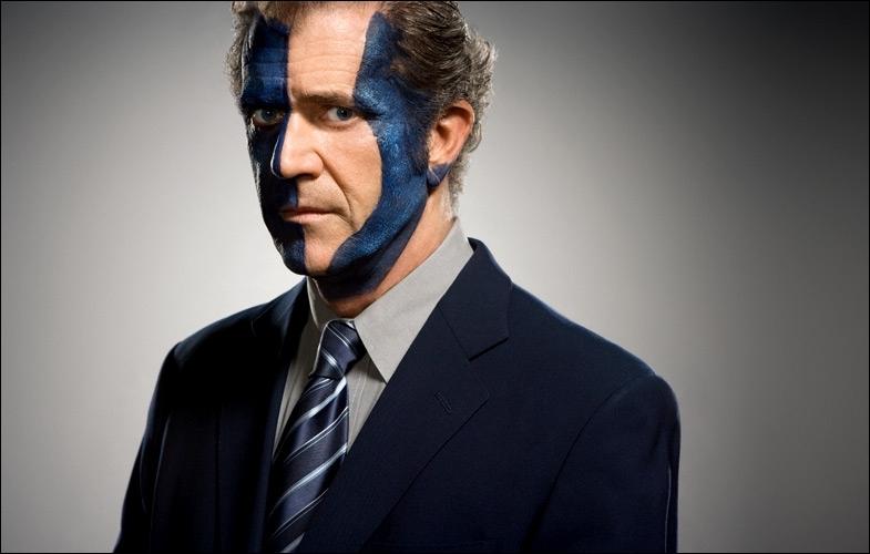 Un autre grand, Mel Gibson, très inspiré par l'Ecosse et la liberté !