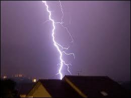 Le bruit provoqué par cet éclair vous donne le nom d'une ville bourguignonne qui se situe dans le département ...