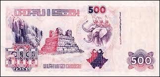 L'argent utilisé en Algérie ( ou en Tunisie ) vous donne le nom d'une ville bretonne située dans le département ...