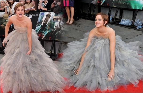 En voyant cette photo, pensez-vous qu'Emma Watson ait une soeur jumelle ?