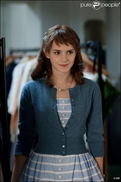 Dans  My week with Marylin , quel est le rôle de cette actrice ?