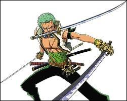 Quel est le nom de cet épéiste, qui rêve depuis son enfance de devenir le meilleur manieur de sabres au monde ?