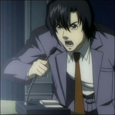 Mikami utilise ses yeux de Shinigami et voit alors les chiffres indiquant la durée de vie de Touta Matsuda qui sont :