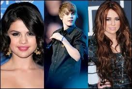 Avec laquelle de ces deux actrices Justin Bieber sort-il en ce moment ?