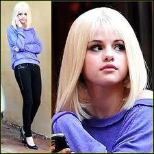 Comment se nomme cette actrice et quelle est la vraie couleur de ses cheveux ?