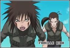 Tsume et Hana font-elles partie du manga Naruto ?