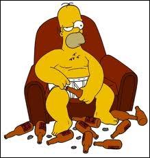 Dessins animés : quelle est la boisson préférée d'Homer Simpson ?