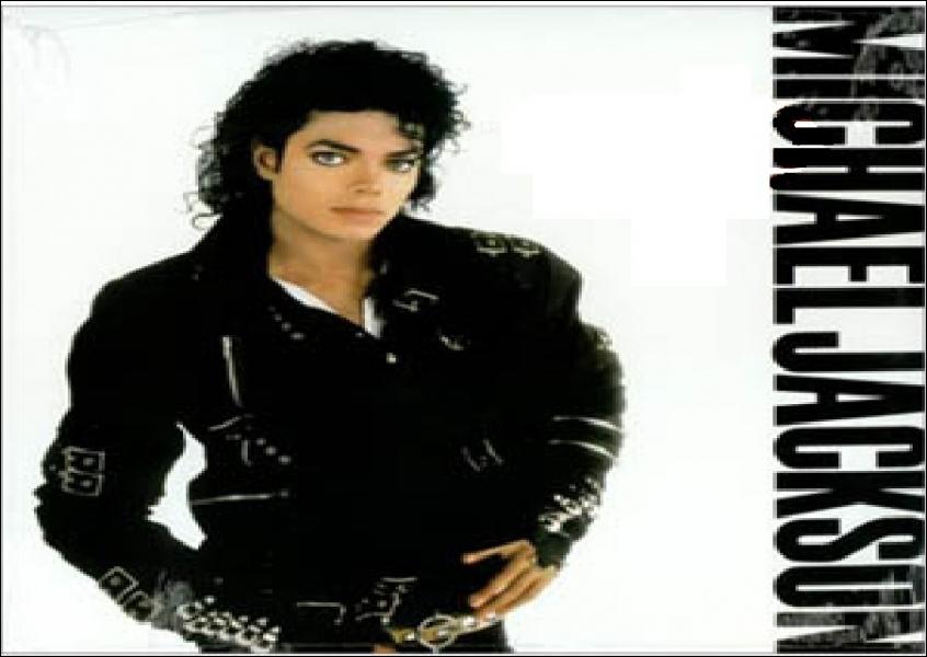 Musique : quel est le titre de cet album de Michael Jackson ? (pochette d'album)