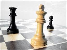 Loisirs : comment appelle-t-on une partie  nulle  (égalité) aux échecs ?