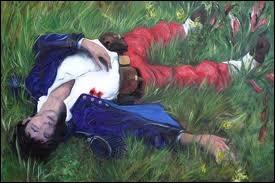 Poésie : quel célèbre sonnet en alexandrins d'Arthur Rimbaud est représenté par cette image ?