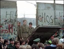 Culture générale : en quelle année le mur de Berlin est-il tombé ?