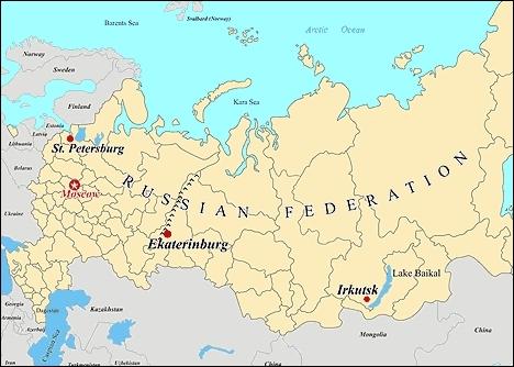 Géographie : quelle chaîne de montagnes sépare l'Europe et l'Asie ?