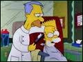Comment s'appelle le coiffeur de Springfield chez qui Homer ne va jamais , excepté pour accompagner Bart ?