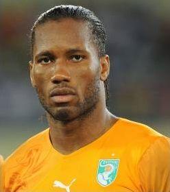 Football - Didier Drogba