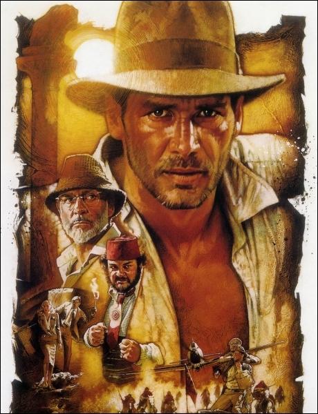 Dans le premier opus d' Indiana Jones , quel objet cherchent les protagonistes ?