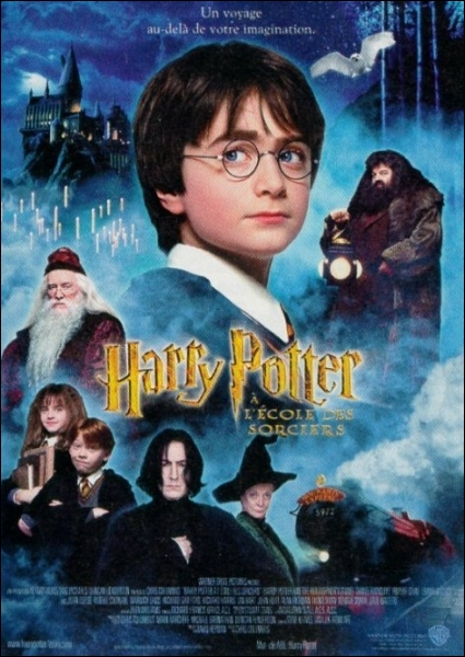 On commence facile : combien de films composent la saga  Harry Potter  à ce jour ?
