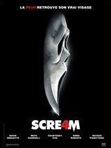 Combien de temps sépare la sortie du premier  Scream  et la sortie du quatrième Scream ?