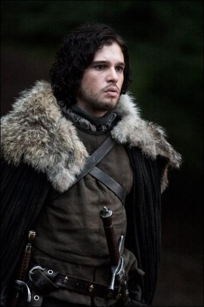 Quelle est la particularité de Jon Snow, répétée de nombreuses fois, tout au long de la série ?
