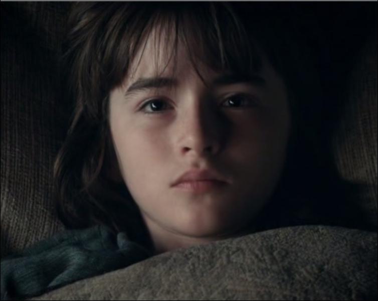 Finalement, après trois semaines de coma à cause de sa chute, Bran finit par se réveiller, vivant, mais en ayant toutefois une séquelle. Laquelle ?