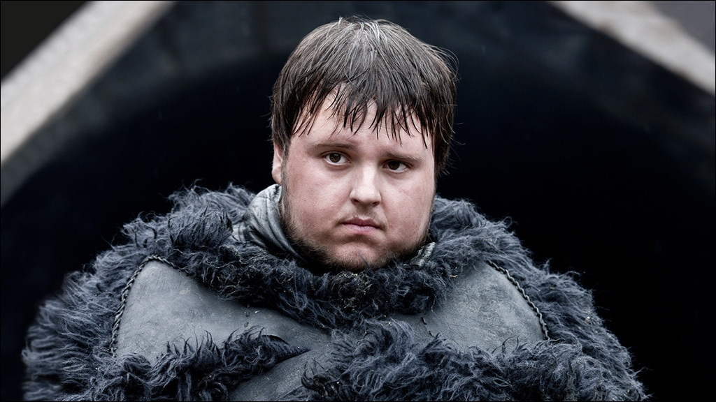 Samwell Tarly est trouillard et obèse; et sa lâcheté le rend souvent pathétique face à ses compagnons de la Garde de la Nuit. Pourtant, il a décidé de revêtir la tenue noire. Pourquoi ?