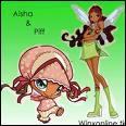 Qui est la Pixie avec Layla ?