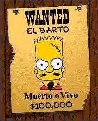 Qui est El Barto ?