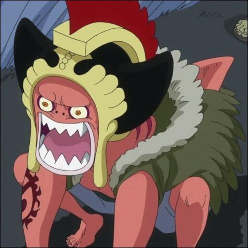 Qui est cet homme-poisson aux mâchoires surpuissantes ?