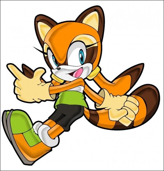 Ce personnage apparaît dans Sonic Rush Adventure, c'est une petite aventurière, mais bien souvent, elle ne prête pas attention aux ordres de Sonic et Blaze...