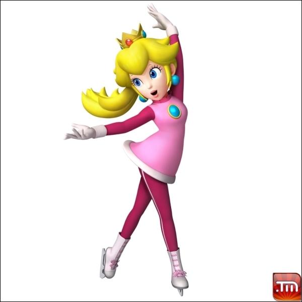 Vous l'attendiez tous, la délicieuse princesse du Royaume Champignon ? Cette jeune fille interprète souvent une princesse en détresse que Mario, son grand héros, vient chercher. Son nom ?