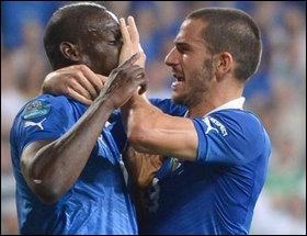 2012 - Balotelli : « Figlio di putana ». Pourquoi laisser éclater sa rage, plutôt que sa joie, après son but ?