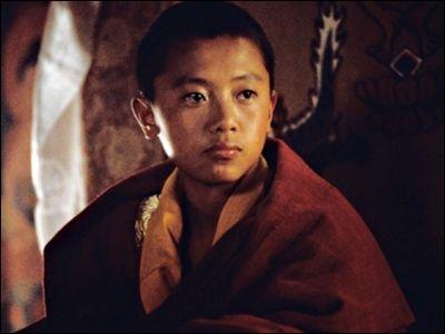 Sept ans au Tibet , c'est avec :