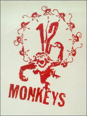 L'armée des 12 singes  , c'est avec :