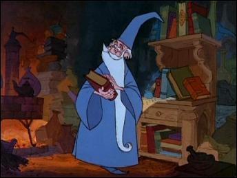 Comment Merlin fait-il le ménage chez lui ?