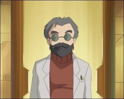 Sous quelle forme est Hopper sur Lyoko ?