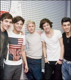 Où vivent les One Direction ?