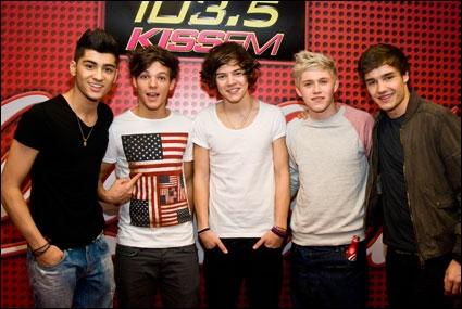 S'ils ne s'appelaient pas les One Direction, comment s'appelleraient-ils ?