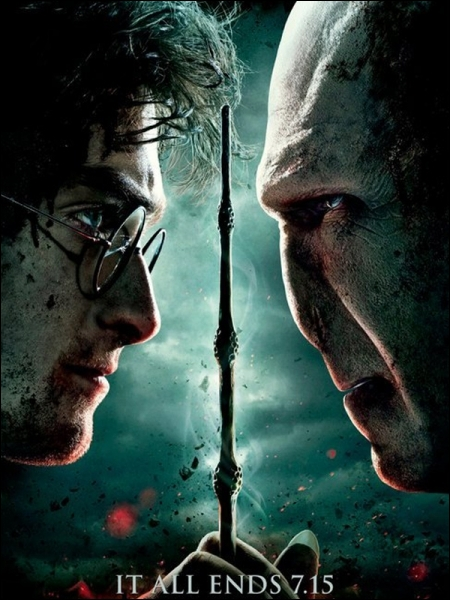 Quel est le nom original (en anglais) de   Harry Potter et les Reliques de la Mort   ?