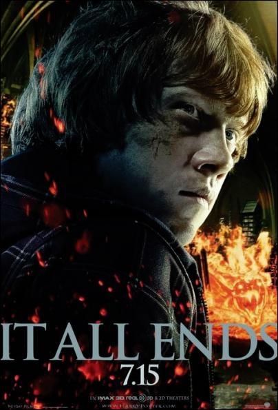 Vers quel lieu les Rafleurs emmènent-ils Ron, Harry et Hermione ?