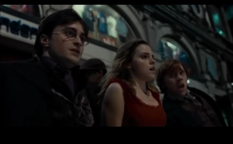 Après avoir fui le mariage de Fleur et Bill, Harry, Ron et Hermione ont transplané vers un endroit. Lequel ?