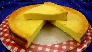 Quel est ce dessert composé de brocciu, oeufs, sucre, et citron rapé ?