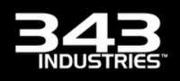 Combien y a-t-il de jeux dans la franchise Halo prévue pour être produite par 343 industrie ?