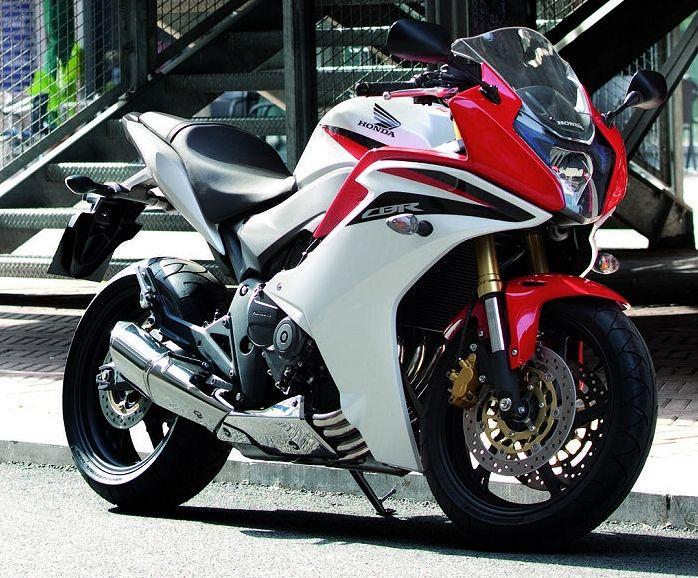 Honda, Kawasaki ou Suzuki