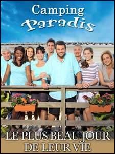 """En quelle année fut diffusée la première émission de la série """"Camping Paradis"""" ?"""