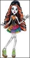 Quel est le nom de cette fille de Monster High ?