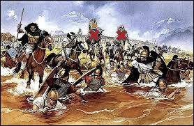 Hannibal écrase toutes les légions romaines qui s'opposent à son irrésistible progression vers Rome.Quelle bataille près d'un lac en 217 av JC est restée dans les annales comme un modèle de stratégie militaire ?