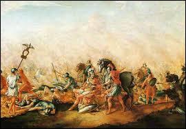 Quelle grande victoire Hannibal remporte-t-il en 216 av JC contre le consul Varron ? Ce général romain subit l'un des plus grands désastres militaires de la Rome antique.