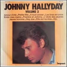 Complètez la chanson de Johnny :  Amour d'été, on le dit...