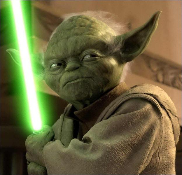 Auprès de quel Chevalier Jedi Luke est-il venu pour continuer la formation Jedi qu'il avait commencé avec Obi-Wan ?